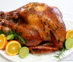 Rosemary Citrus Turkey Recipe