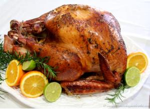 Rosemary Citrus Turkey Recipe