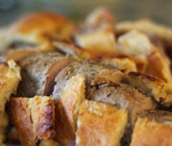Mojo Pork Baguette Recipe