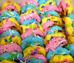 Funfetti Birthday Pretzels Recipe