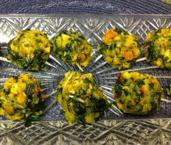 Spinach Ball Appetizers Recipe