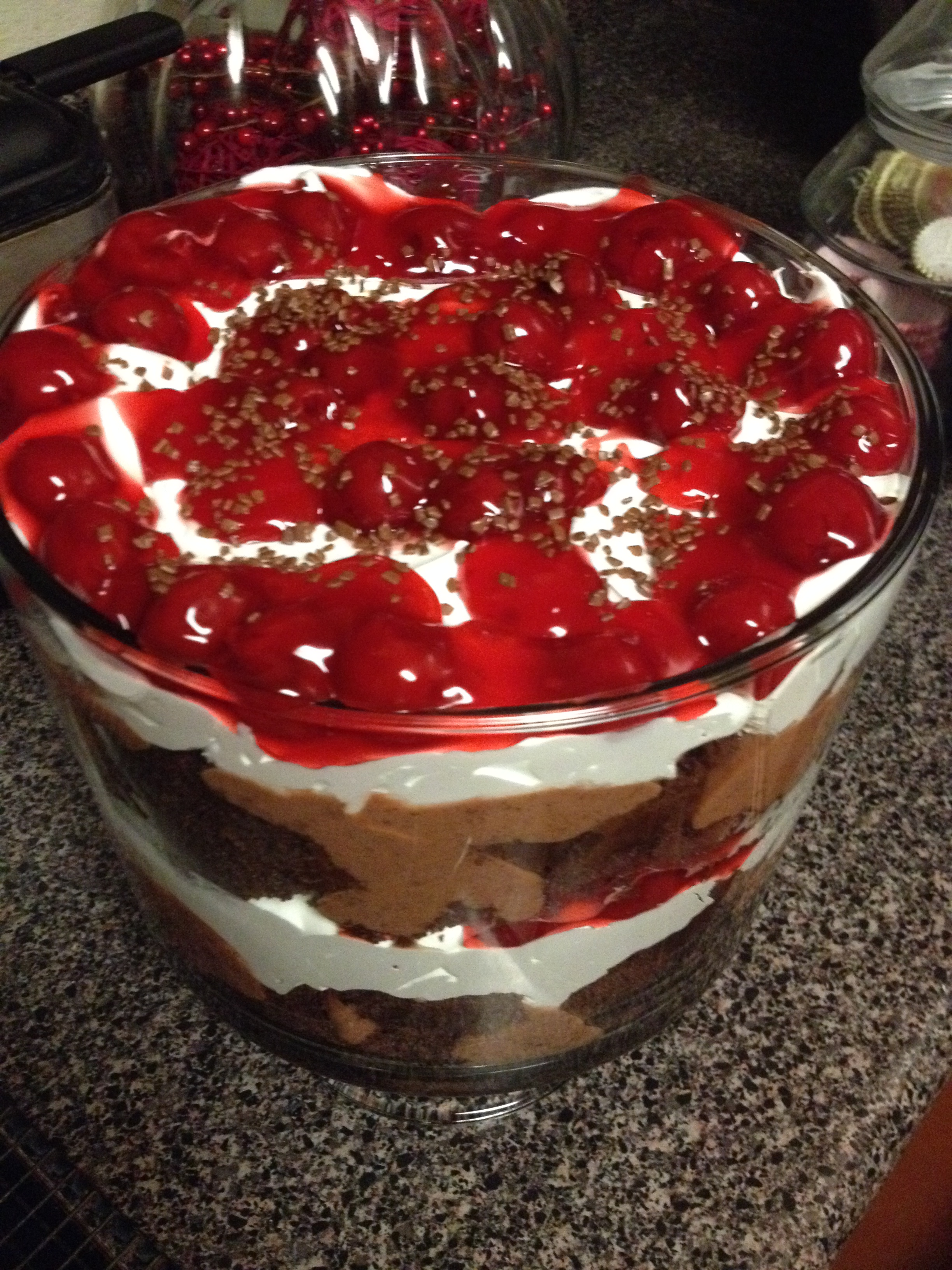 Black Forest Trifle Recipe Fried Pies Amp Firefliesfried