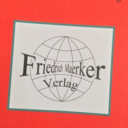 Klassiker im Friedrich-Maerker-Verlag