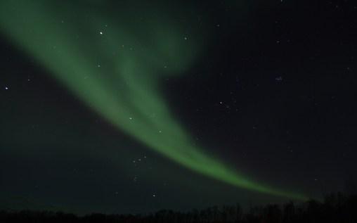 Polarlys i Finnmark
