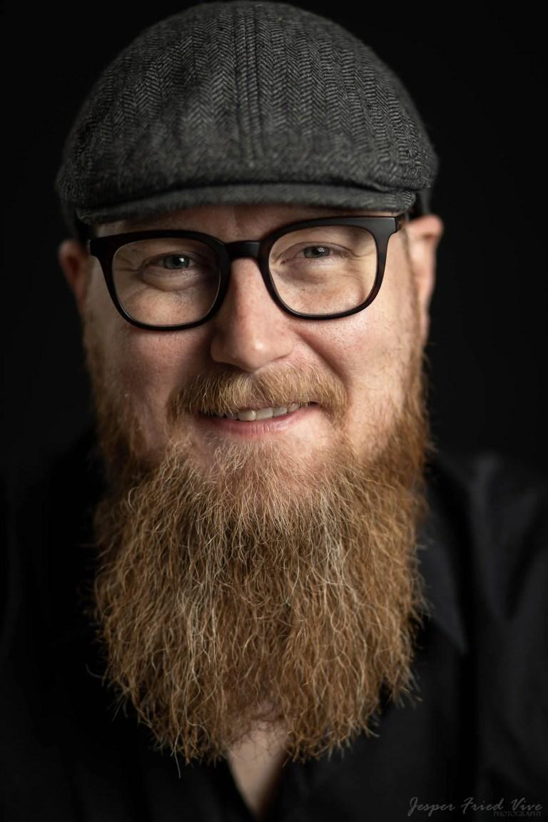 Portrætfotografering i Odense - Fotograf Jesper Fried Vive