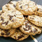 Salte tahini-cookies