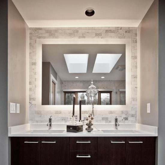 5 MustSee Bathroom Lighting Ideas  Friel Lumber Company
