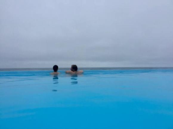 Strandir adventure - Swimming pool - friend in iceland
