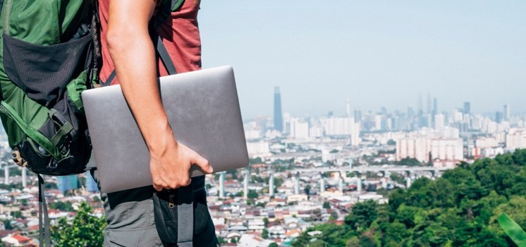 COVID-Friendly Destinations for Digital Nomads