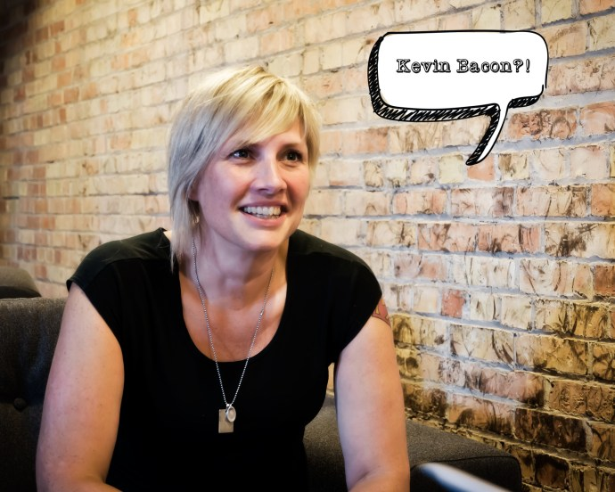 a friendlii chat with Sarah Schiess