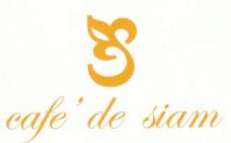 Cafe De Siam