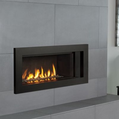 Linear & Contemporary Fireplaces