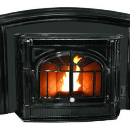Pellet Inserts & Fireplaces