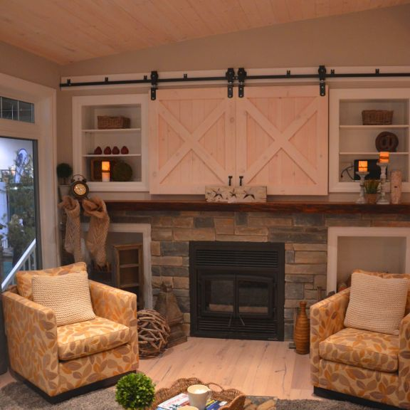 EnerZone Solution 2.5 Fireplace
