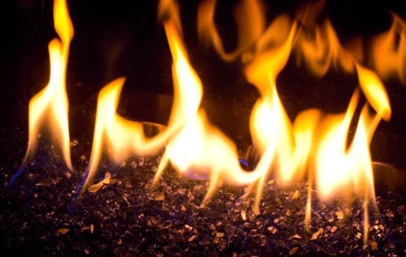 Enviro Q2 Fireplace Modern Flame