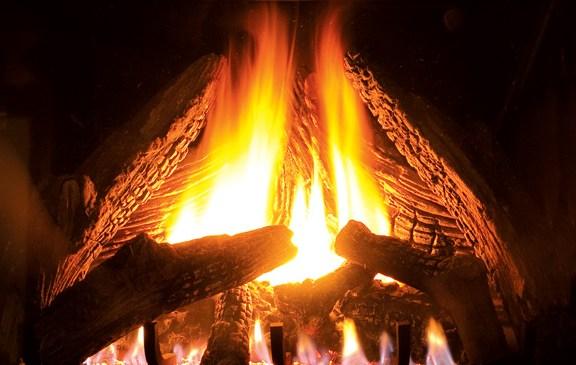 Enviro Q2 Fireplace Realistic Flame