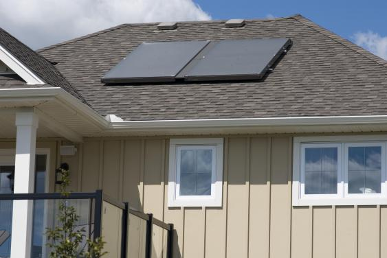 Solar Collector 2 Panels