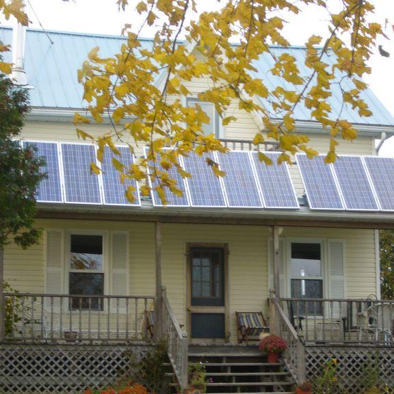 Solar Cute House