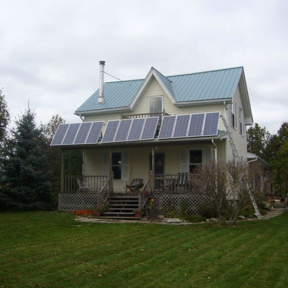 Solar Farmhouse 2