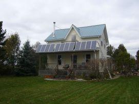 Solar Farmhouse 2