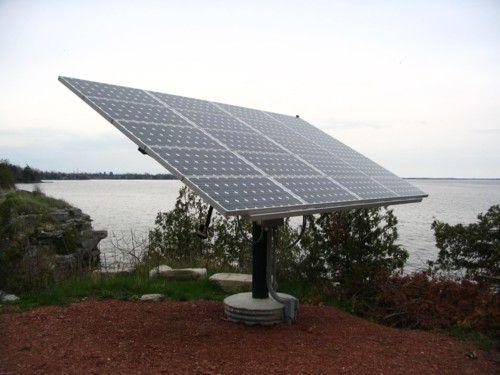 Solar Post Tracker 1