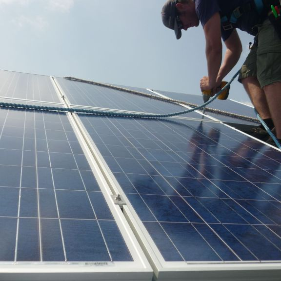 Solar Work 2