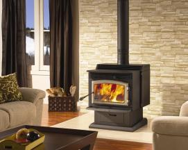 Wood Stove EnerZone Solution 3.4