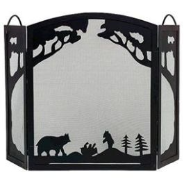 Fireplace Screens Safety Gates Amp Spark Protection