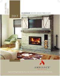 Ambiance Elegance 36 Wood Fireplace Friendly FiresFriendly ...