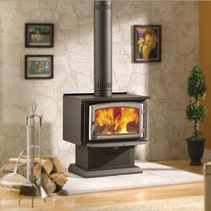 Enerzone Solution 1.8 Wood Stove