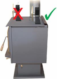 Ecofan Gas Stove Fan Nickel Friendly Firesfriendly Fires