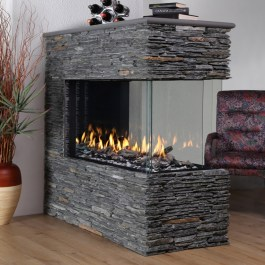 Linear & Contemporary Fireplaces Archives - Friendly ...