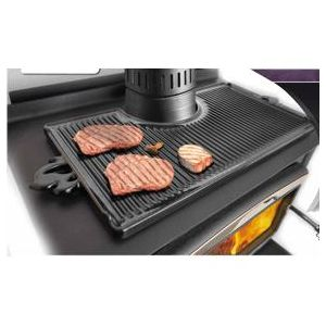 SBI AC02600 Wood Stove Cooking Griddle