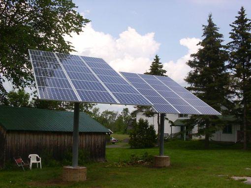 Solar Post Mount Solar Panels Post Mount