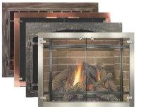 Custom Fireplace Doors - Friendly FiresFriendly Fires