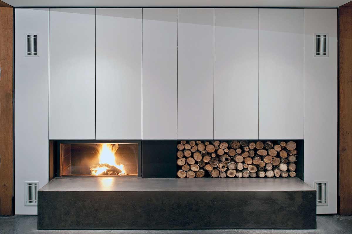 Stuv Wood Fireplaces