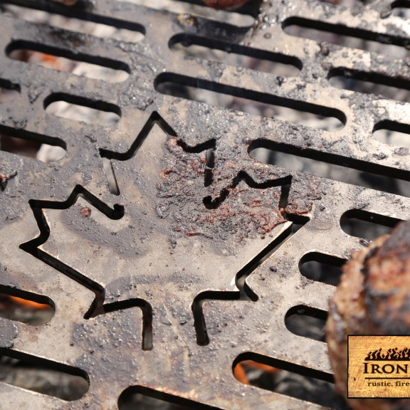 Iron Embers Cooking Grill 2