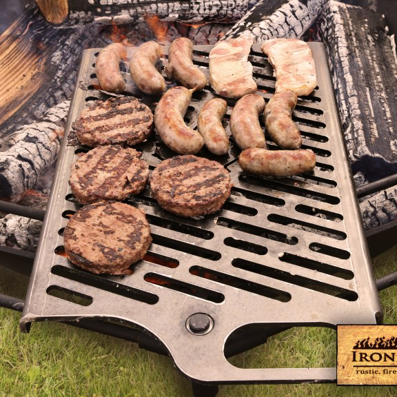 Iron Embers Cooking Grill