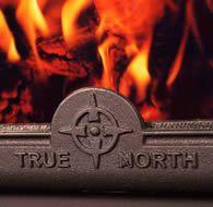 PE True North Glass Flame