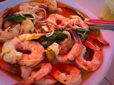 Dianes Fish Bar Shrimp