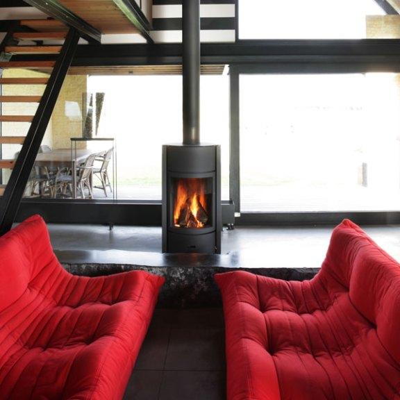 Stuv 30 Modern Design Friendly Fires