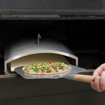 Green Mountain Grill Pizza Oven Attachment  Friendly FiresFriendly Fires