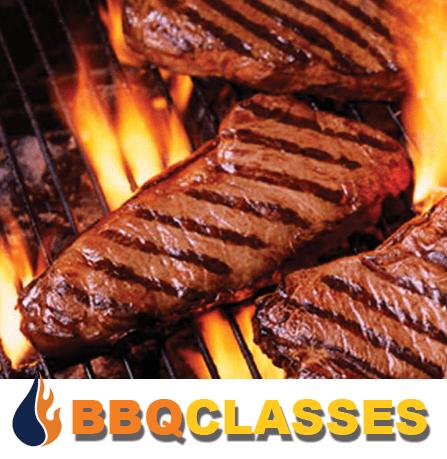 Friendly Fires BBQ Classes Steaks