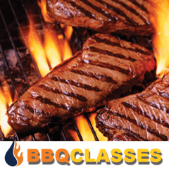 Friendly Fires BBQ Classes Steaks