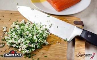 Recipe: Grill Roasted Salmon With Fresh Herbs & Feta | Friendly Fires