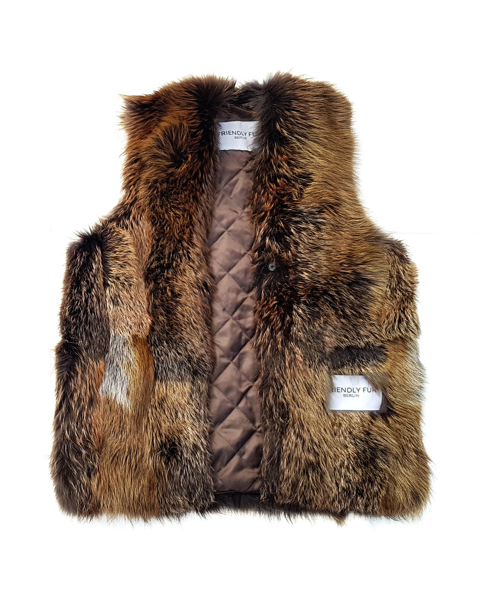 Friendly Fur Vest Inner Value