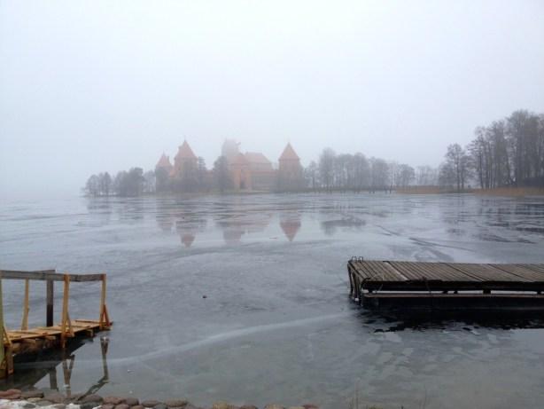 Misty Lithuania, Trakai