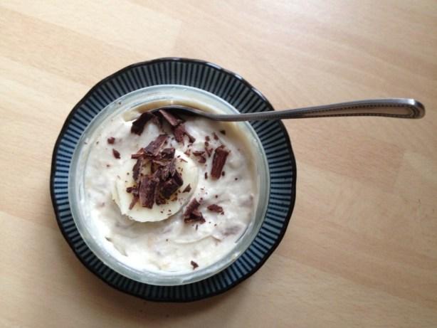 banana & peanut butter mini cheesecakes recipie