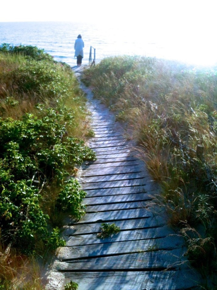 Seaside in Kursiu Nerija