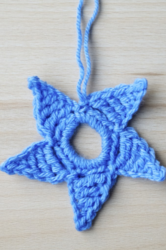 New in Friendly Nettle Shop: Crochet Star kit